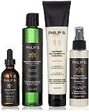 Philip B. Four Step Hair and Scalp Treatment Kit - Paraben Free