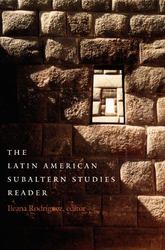 The Latin American Subaltern Studies Reader (Latin...