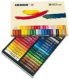 Jaxon 47436 - Pastell-Ölkreide, 36er Pack von Honsell