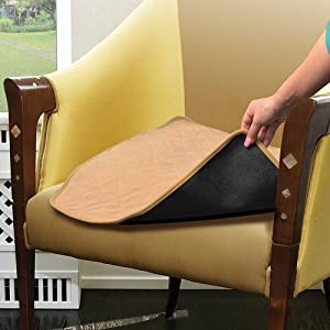 Waterproof Chair Car Seats & Wheelchair Protector Absorbent Moisture Stains