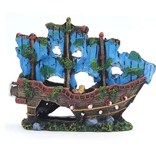 fish-tank-ornament-boat-doinshop-aquarium-wreck-sailing-sunk-ship-destroyer-decor