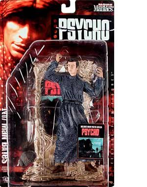 Picture of McFarlane PSYCHO NORMAN BATES MOVIE MANIACS FIGURE (B000S5F02K) (McFarlane Action Figures)