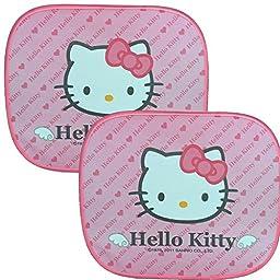 Hello Kitty Sanrio Side Sunshade - Pair