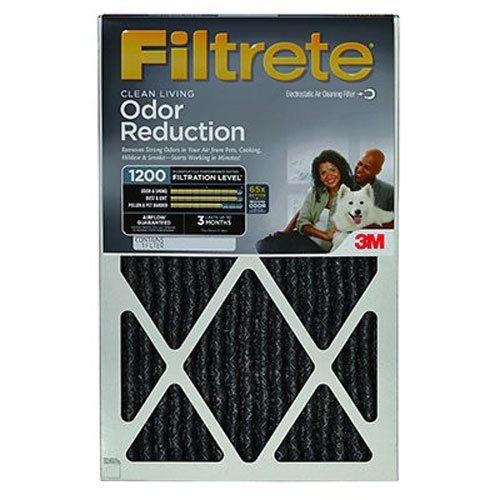 3M COMPANY HOME02-4 20x20x1Odor Redu Filter (3m Filtrete Odor Reduction compare prices)