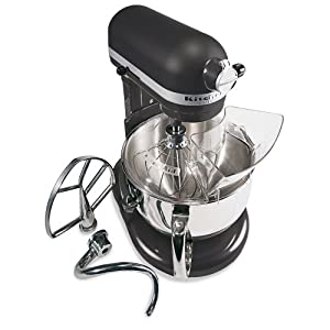 KitchenAid Pro 600 Stand Mixer KP26M1X: DARK PEWTER