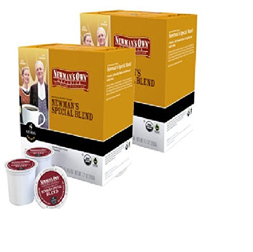 Newman's Own Extra-bold Special Blend Coffee K-Cups, Two 80 Packs (160 Total) for Keurig Brewers (Keurig Coffee Newmans compare prices)
