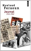 Journal : 1955-1962