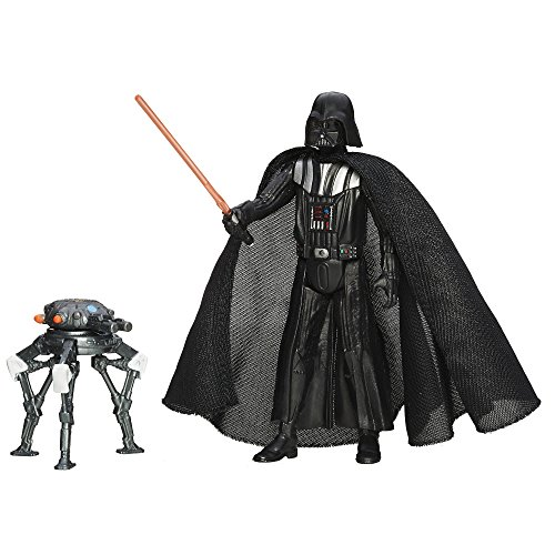 Star Wars The Empire Strikes Back 3.75-Inch Figure Snow Mission Darth Vader - 1