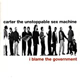 I Blame The Governmentby Carter the Unstoppable...