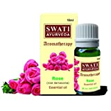 Swati Ayurveda Essential Oil Rose (Rose Damascena) 10 Ml