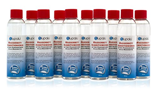 10x-250-ml-blupalu-Wasserbett-Konditionierer-Marken-Wasserbetten-Conditioner-made-in-Germany
