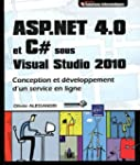 ASP.NET 4.0 et C# sous Visual Studio...