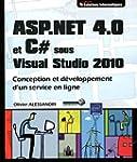 ASP.NET 4.0 et C# sous Visual Studio...