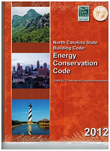 NC State Building Code: Energy Conservation Code 2012 (Nc Building Code 2012 compare prices)