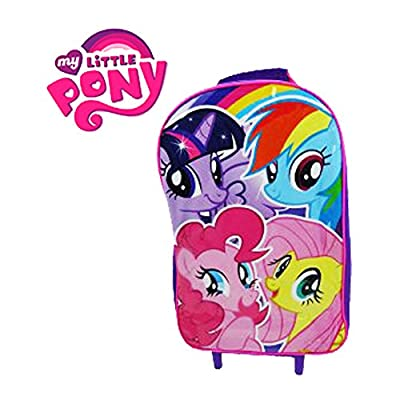 My Little Pony Children's Luggage, 11 Liters, Multicoloured from My Little Pony
