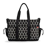 Skip Hop Duo Double Deluxe Diaper Bag nyx Tile (並行輸入)