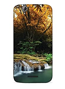 PrintHaat Designer Back Case Cover for Acer Liquid Z630 :: Acer Liquid Zade Z630S (natural beauty :: beautiful wallpaper :: serene beauty :: wonderful nature :: mesmerizing nature :: misty mountains :: lush green scenery :: under water life :: beautiful island :: incredible)