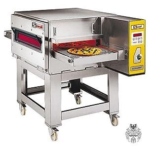 Pizzaofen Durchlaufofen Elektro 13,9 kW 500 mm