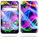 Protective Vinyl Skin Decal Cover for Samsung Galaxy Player 5.0 MP3 Player Android WiFi Sticker Skins Light waves