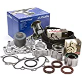 95-04 Toyota 3.4 DOHC 24V 5VZFE Timing Belt Kit AISIN Water Pump