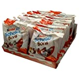 Kinder Schoko-Bons Case (Pack of 16) (Color: Chocolate, Tamaño: Pack of 16)