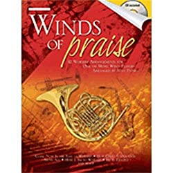Winds of Praise - For French Horn - Book and CD Package made by Hal Leonard