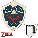Legend Of Zelda Hylian Wooden Shield