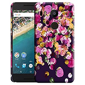 Theskinmantra Beautiful painting back cover for LG Nexus 5X