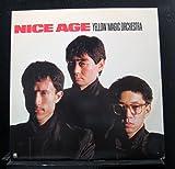 Yellow Magic Orchestra - Nice Age - Lp Vinyl Record