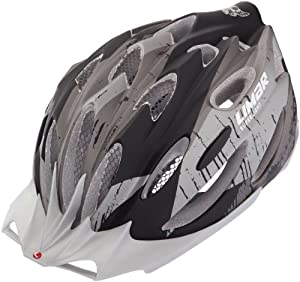 Limar 757 Bike Helmet, Matt Black/Titanium, X-Large