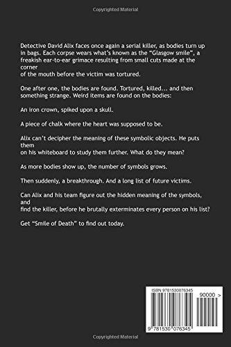 Smile of Death: The Alix Thriller Series: Volume 2