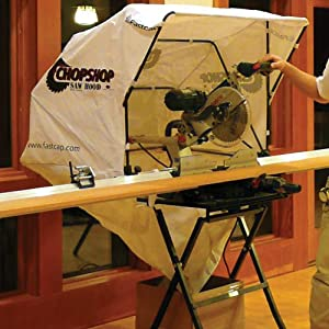Dust Collection On Miter Saw Woodworking Talk