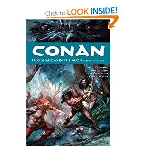 Conan Volume 10: Iron Shadows in the Moon (Conan (Dark Horse Unnumbered)) by