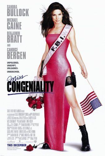 Miss Congeniality POSTER Movie (27 x 40 Inches - 6…