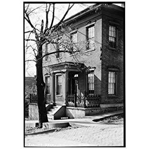 Historic Photo Galena Doorways Charles Hempstead House 611 South Bench Street
