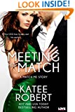 Meeting His Match (Entangled Lovestruck) (Match Me Series)