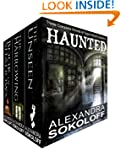 Haunted: three novels (box set)
