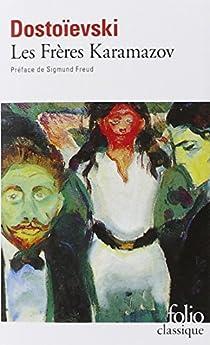 Les frères Karamazov par Dostoïevski