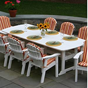 Dining table furniture casual dining table decor for Casual dining table decor