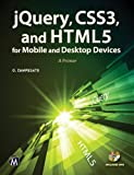 img - for jQuery, CSS3, and HTML5 for Mobile/Desktop Devices book / textbook / text book