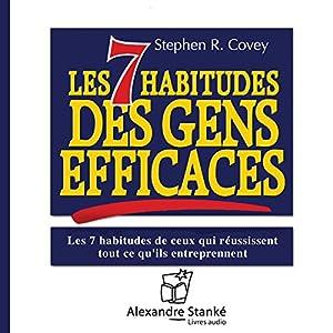 Les 7 habitudes des gens efficaces | Livre audio