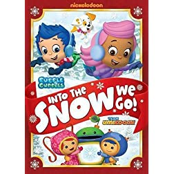 Bubble Guppies / Team Umizoomi: Into the Snow We