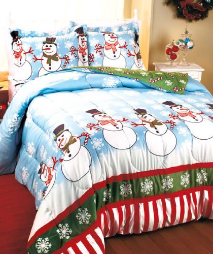 Christmas Bedding Sets 8057 front
