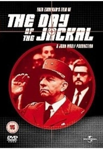 Day of The Jackal [DVD]