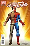 The Amazing Spider-Man #1 Limited Edition John Romita Sr. Throwback Exclusive COBRA Variant...Release Date April 30, 2014
