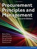 img - for Procurement, Principles & Management (11th Edition) by Baily, Peter, Farmer, David, Crocker, Barry, Jessop, David, Jones, David (August 29, 2015) Paperback book / textbook / text book