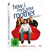 "How I Met Your Mother - Season 1 [3 DVDs]von ""Josh Radnor"""