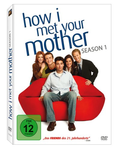 How I Met Your Mother - Season 1 [3 DVDs], DVD
