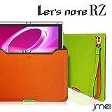 Let's note RZ5 ケース JMEIオリジナルプ�