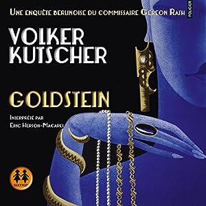 Goldstein (Gereon Rath 3) | Livre audio